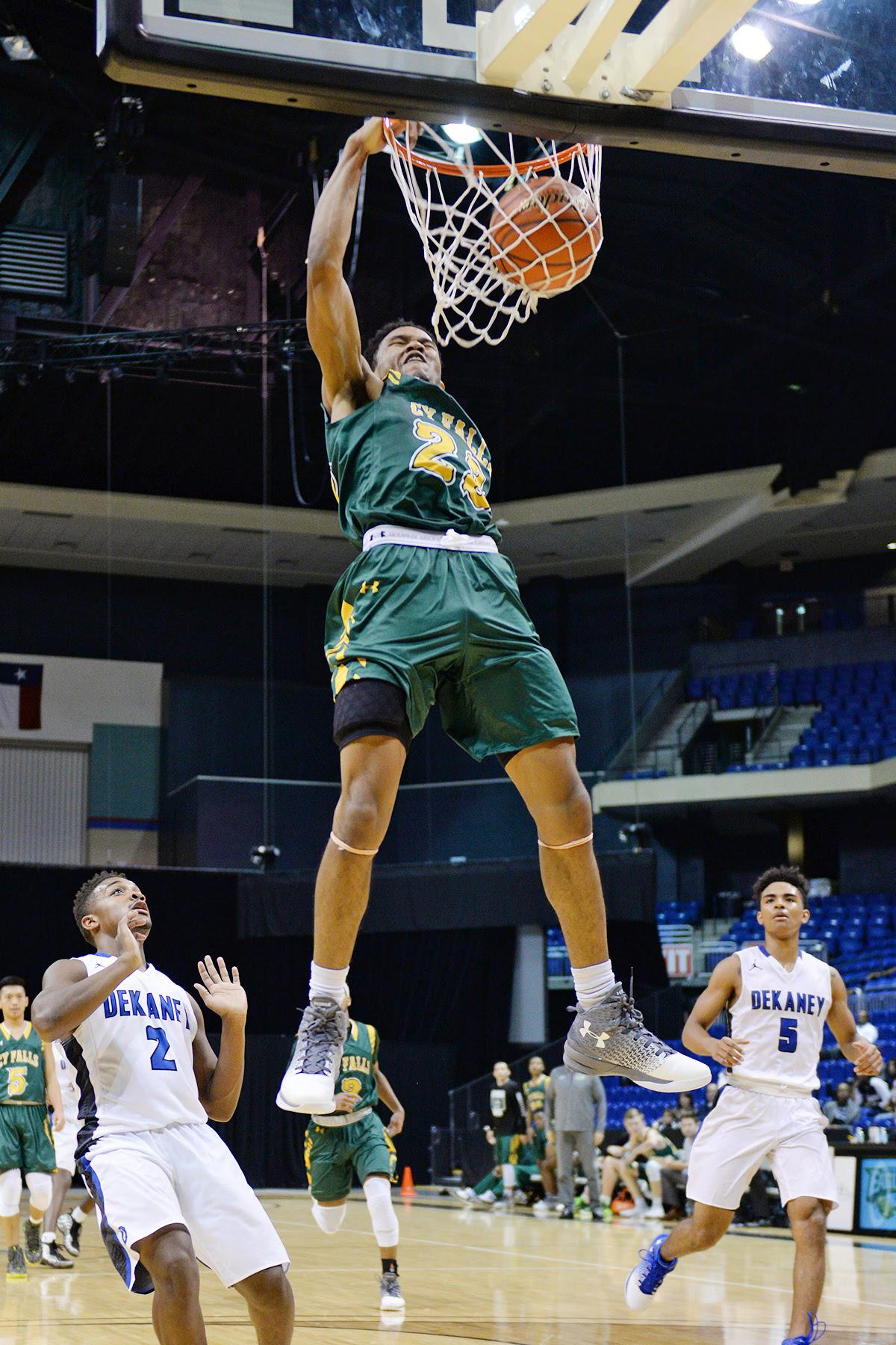 Cy Fair Isd Releases Boys Basketball All District