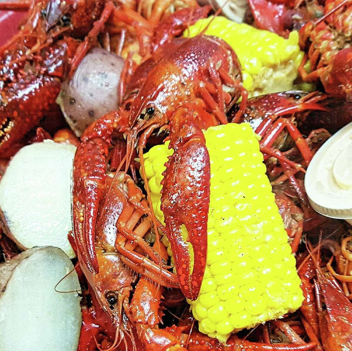 The Cajun Stop 2130 Jefferson, 713-222-833324230 Kuykendahl, Ste. 250, Srping, 832-559-7952Menu: Prices have been about $7.99 per pound (two pound minimum) for seasonal crawfish boil. You'll enjoy the true Louisiana-proud (and friendly) atmosphere of the restaurant that specializes in po'boys and traditional Cajun dishes.