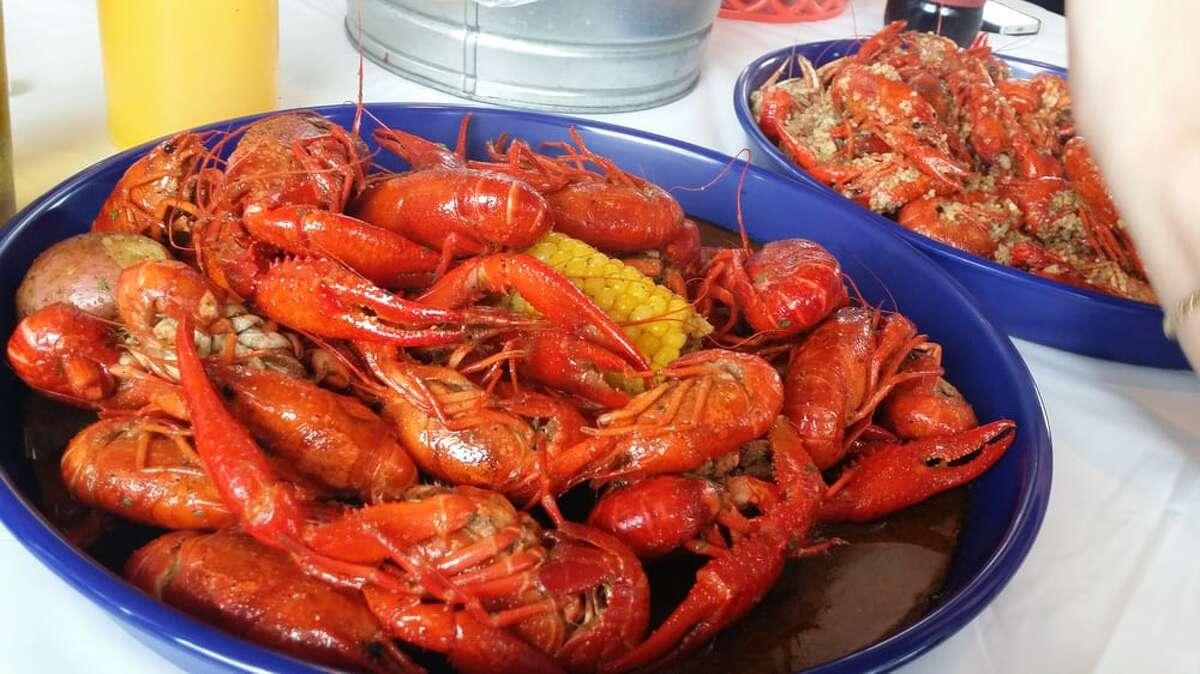 88 Boiling Crawfish & Seafood Restaurant serves sweet butter and garlic or Cajun crawfish.
