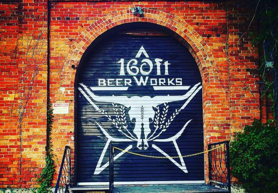 The nanobrewery 160ft Beerworks in Houston's Warehouse District is closed.