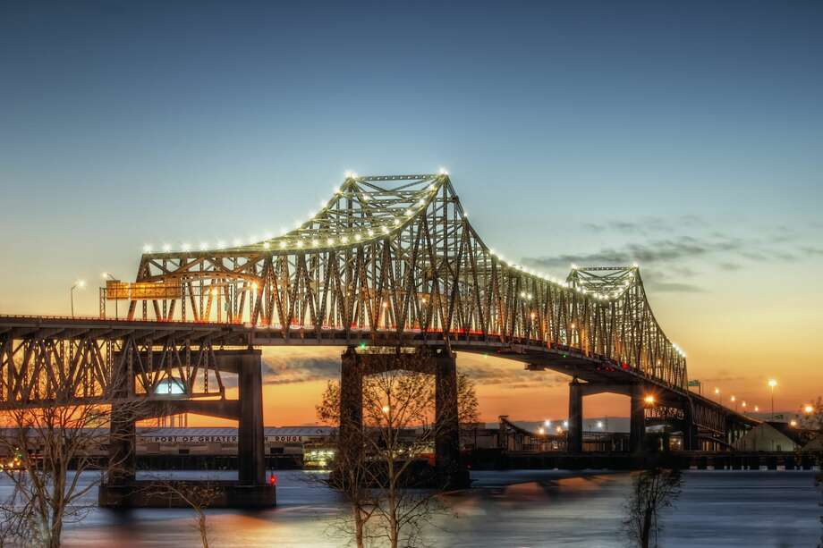 America's top 20 fattest cities according to Wallethub:  20) Baton Rouge, LATotal score: 74.33Obesity & overweight rank: 8Weight-related health problems rank: 4Healthy environment rank: 39 Photo: Todd Landry Photography/Getty Images