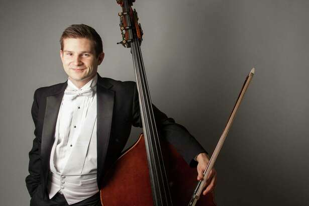 Bassist Robin Kesselman, Houston Symphony