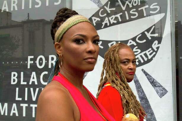 Black Women Artists for Black Lives Matter