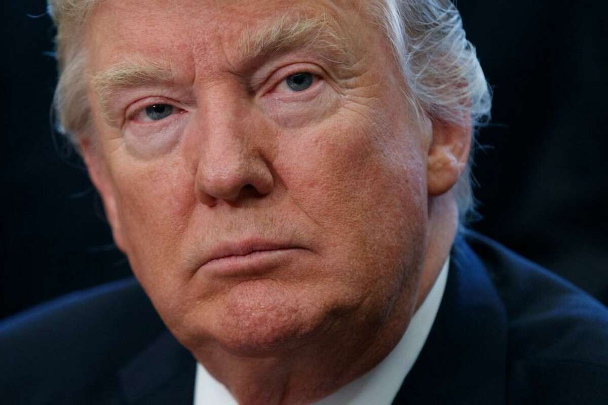 Politicians react to the failure of the American Health Care Act: President Donald Trump Trump called the the bill's failure a