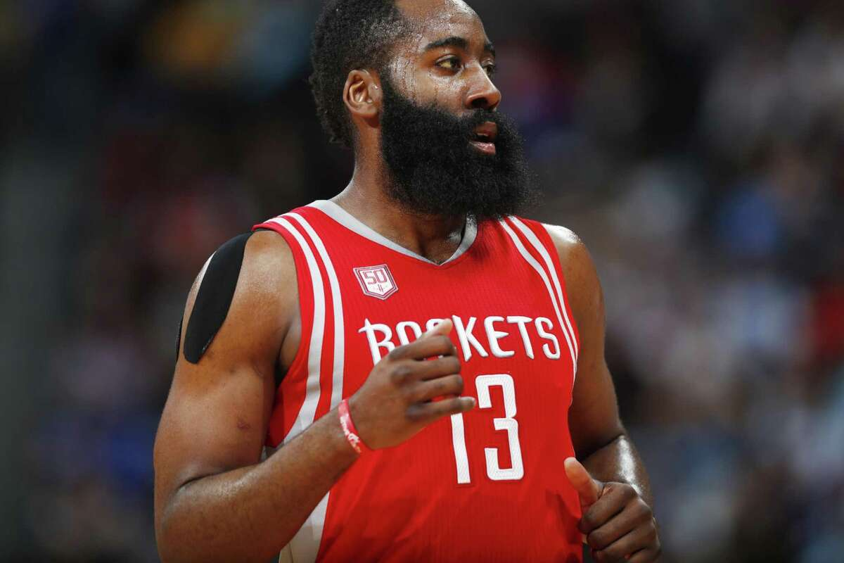 Don't play Harden's game: If Gregg Popovich had much hair left, James Harden would undoubtedly be the end of it. His knack for drawing fouls is one of the most infuriating (for opposing teams) skills in the game. Harden attempted nearly 11 free throws per game this season, and Houston as a team led the league by averaging 26.5.
