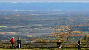John Boyd Thacher Park won best view of sunrises and sunsets in the 2017 Best Of survey. (Times Union archive)