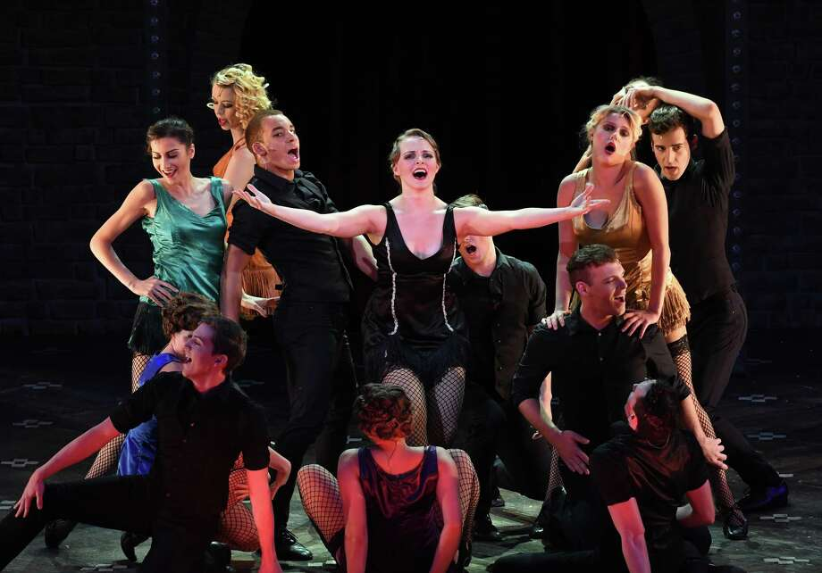 """The Park Playhouse production of """"Chicago"""" at Washington Park on Wednesday July 27, 2016 in Albany, N.Y. (Michael P. Farrell/Times Union) Photo: Michael P. Farrell / 20037470A"""