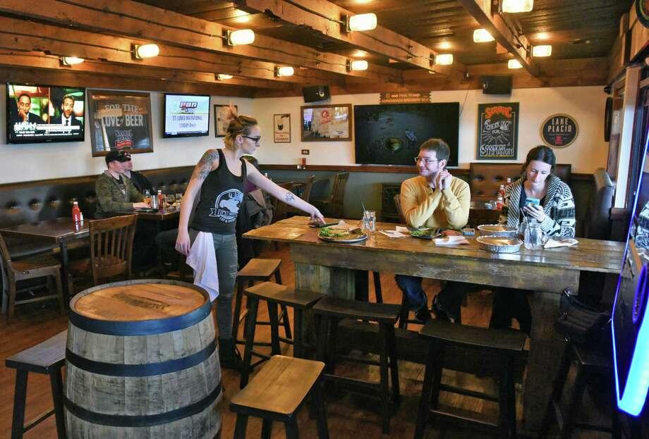 1. Tipsy Moose Tavern in Latham Photo: John Carl D'Annibale / 20039711A