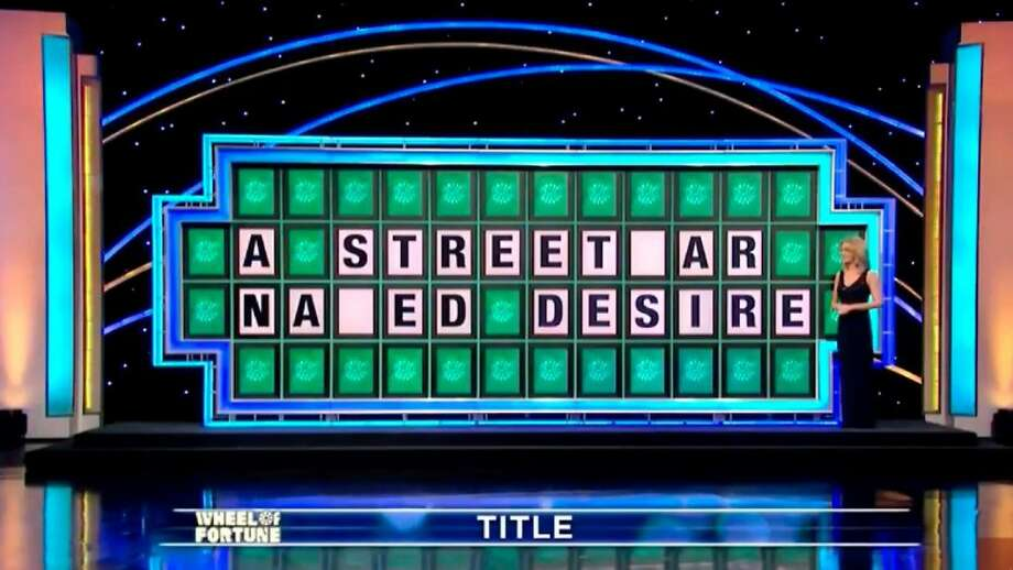 "A ""Wheel of Fortune"" contestant got the ""C"" correct but couldn't complete the puzzle for the win. Photo: Screen Shot"