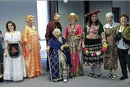 The Friendship Force Houston March 25 luncheon will explore Houston's diverse cultures, costumes and cuisines.