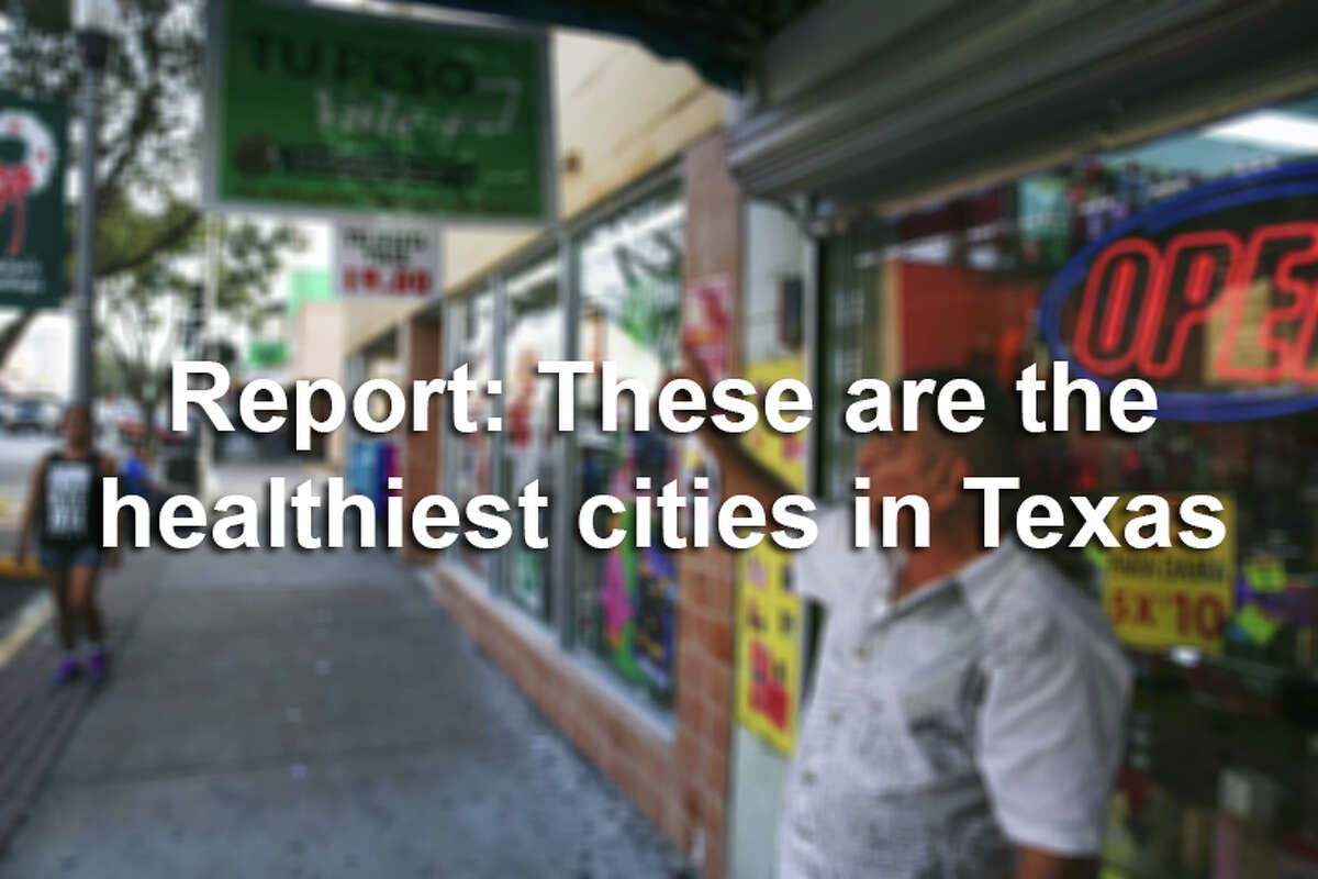 Texas is home to four of the least healthy cities in the U.S., according to a new list from WalletHub.Click through the slideshow to see how 16 Texas cities stacked up against one another.