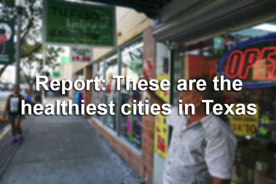 Texas is home to four of the least healthy cities in the U.S., according to a new list from WalletHub.Click through the slideshow to see how 16 Texas cities stacked up against one another. Photo: Michael Ciaglo/Houston Chronicle