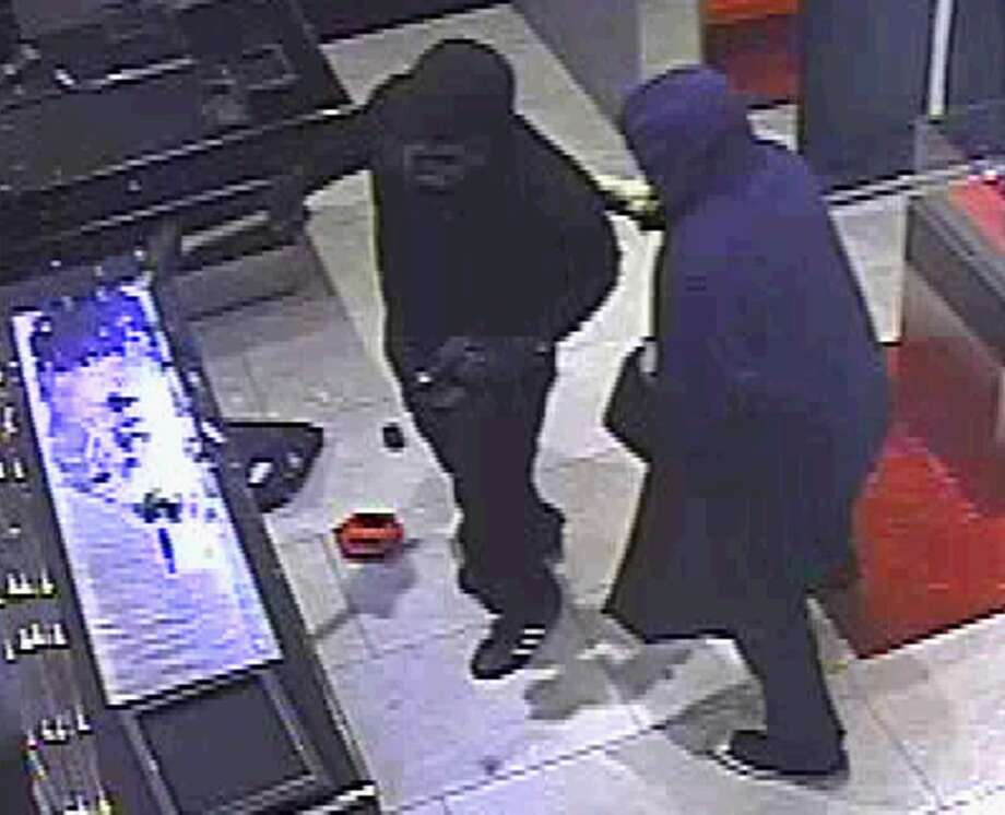 Houston police arrested a suspects who is accused of burglarizing a high-end Galleria watch store in February, stealing more than $190,000 in watches and causing more than $17,000 in damage.  Photo: Crime Stoppers