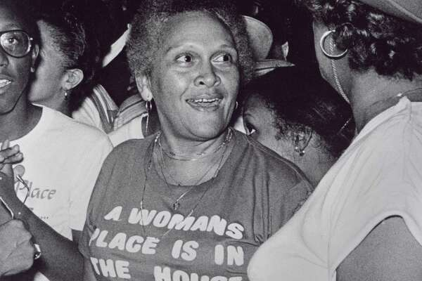 An undated file photo of Margaret Morton, of Bridgeport. Morton, a local political legend who was the first black woman elected to the state House and Senate, died March 10th, 2012. She was 87.