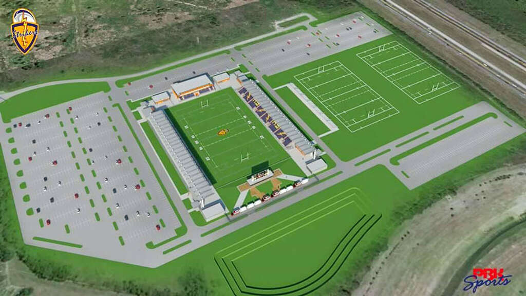 Sabercats Working With Houston On Stadium Deal
