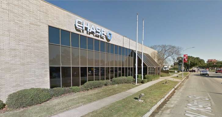 JP Morgan Chase will sell its facility on W. 19th Street in the Heights