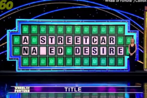 Wheel of Fortune/ Califon Producer