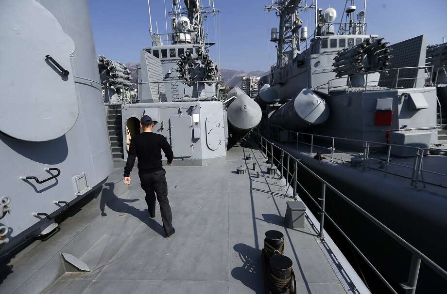 Though Montenegro's two operational warships hardly ever leave their home port and its four military jets are for sale, Russia still opposes the tiny country and former ally joining NATO. Photo: Darko Vojinovic, Associated Press