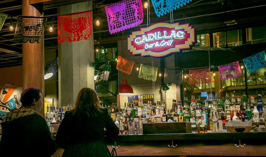 The Cadillac Bar & Grill in S.F. Photo: John Storey, Special To The Chronicle