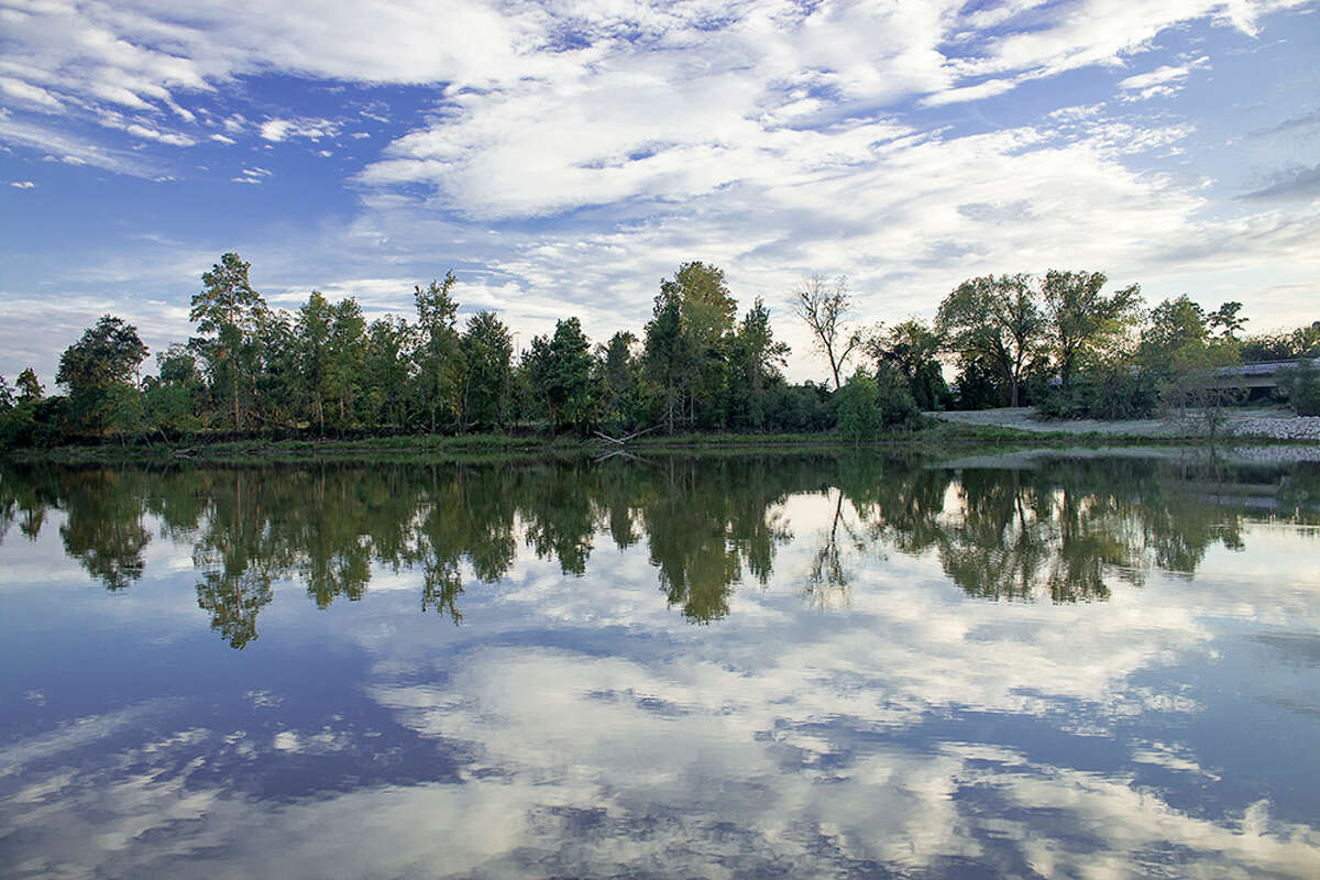 Precinct 4 is opening the Kickerillo-Mischer Preserve. The park spans 80 acres and features the 40-acre Marshall Lake with a 1.7-mile paved trail that circles the water.