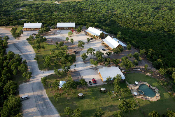 The historic Wildcatter Ranch & Resort in Texas just hit the market.