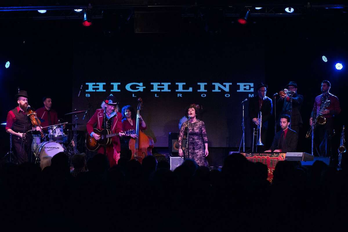 The Squirrel Nut Zippers play the Fillmore on Tuesday, April 4, 2017