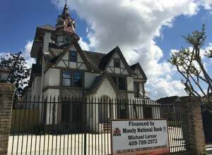 The renovation of one of Houston's favorite quirky homes is edging closer to completion in the Riverside Terrace area. The four-story, eight bedroom home (with a separate apartment) has become a cult hit over the past few years since its previous owner passed away. It's been called creepy, spooky, because of its kooky, 'Munsters'-like exterior. Developer Nick Ugarov, has spent the past two years finishing the work that Fondow had planned for it.