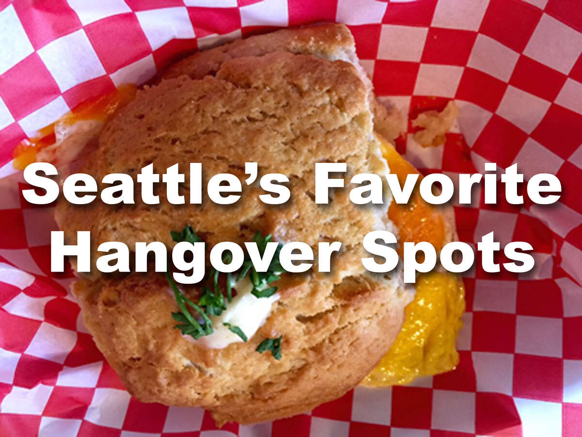 Here's for the morning after all that craft brew. Click through to see what Yelp's found Seattle's favorite hangover joints to be...