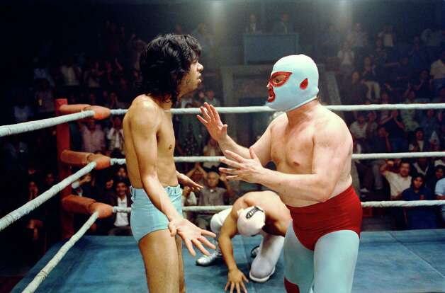 Nacho Libre (2006) Leaving Netflix July 31 Photo: Daniel Daza, PARAMOUNT PICTURES / TM & Copyright ©2006 by Paramount Pictures. All rights reserved.