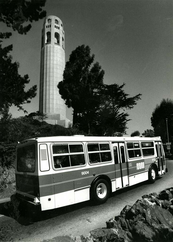 39 coit tower motor coach for British motor cars san francisco