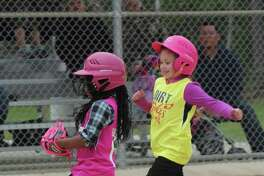 The Dirt Divas and the Battitudes faced off in their season-opening game on March 20, 2016, at Cleveland Municipal Park.