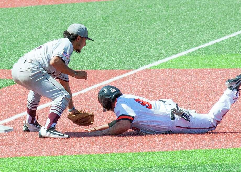 Texas Southern baseball player Gerrick Jimenez Photo: JB Carter