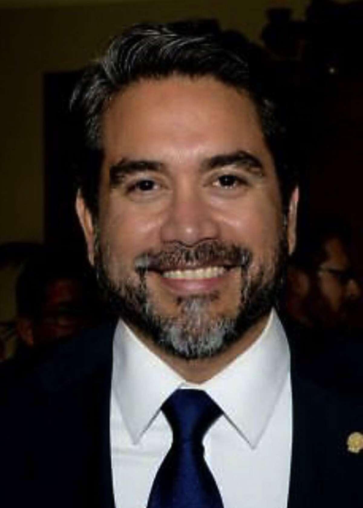 District 1 Candidate - Roberto Treviño. (Incumbent).