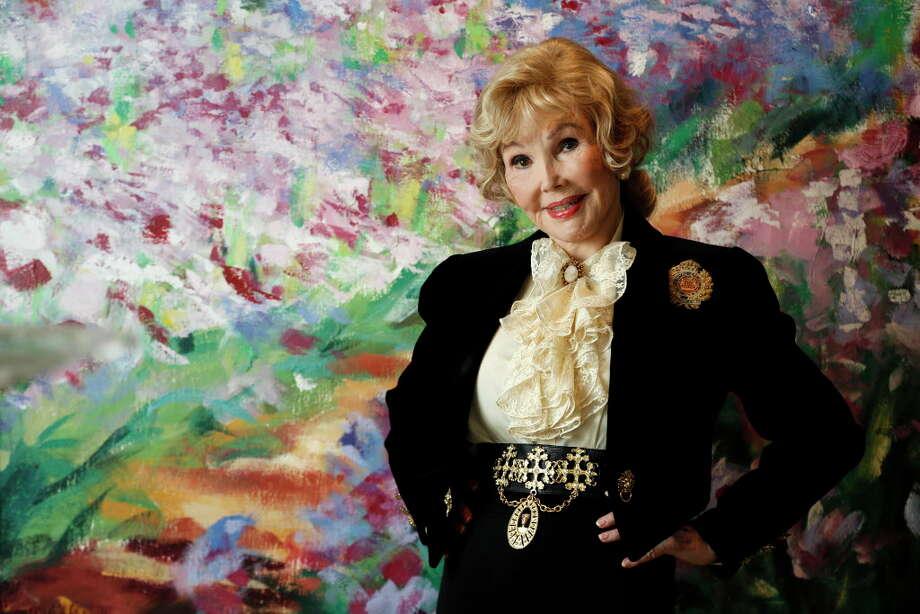 Joanne Herring photographed in her home, Monday, March 13, 2017, in Houston.  ( Karen Warren / Houston Chronicle ) Photo: Karen Warren, Staff Photographer / 2017 Houston Chronicle