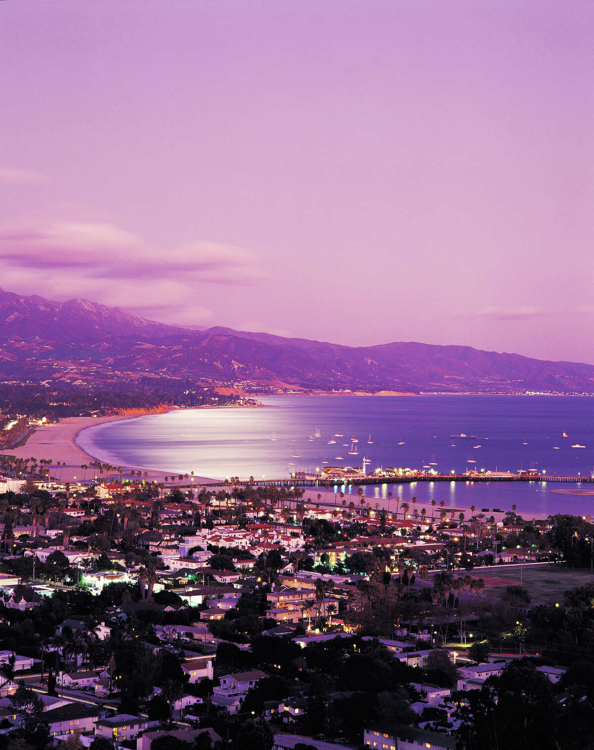 FAVORITE TRAVEL DESTINATION: Santa Barbara