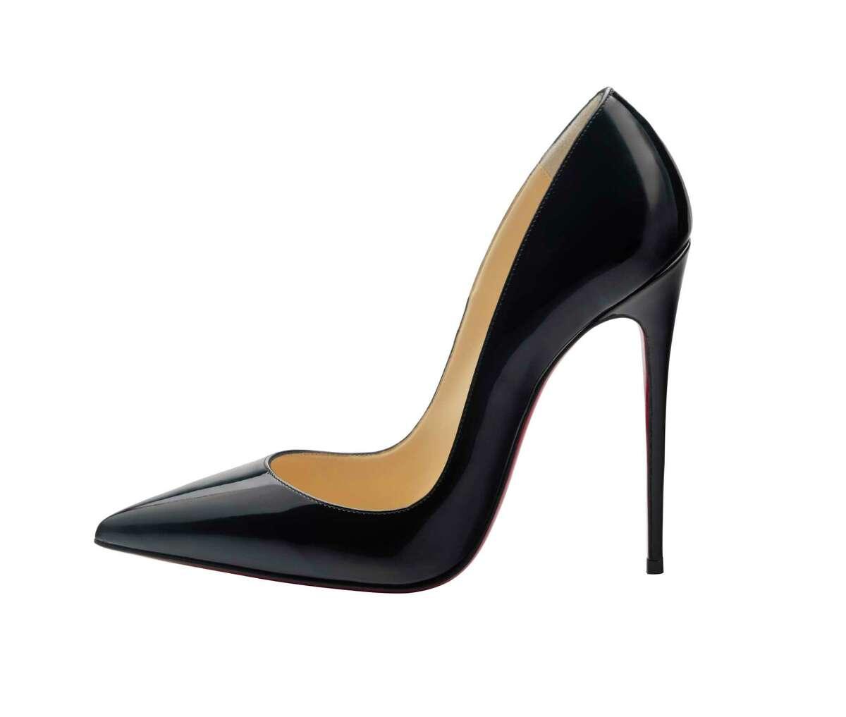 FAVORITE SHOE: Christian Louboutin's So Kate pump.