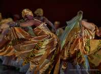 The Cuban dance troupe, Arenas Dance Company, will perform in this year's CubaCaribe Festival.