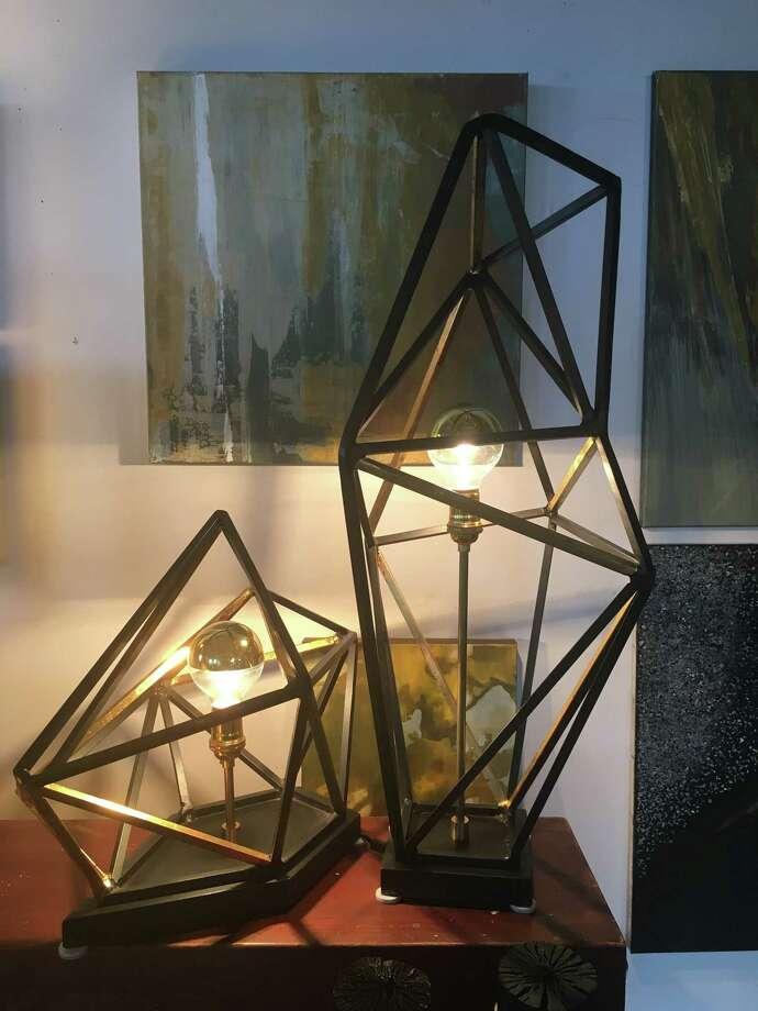 jae schalekamp steel the golden rod - Home Decor Lights