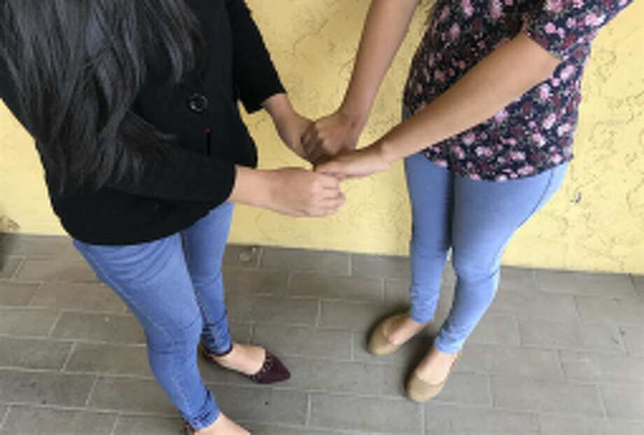Two teenage sisters filed a sexual assault claim Wednesday morning against the U.S. Customs and Border Protection, according to the American Civil Liberties Union. Photo: ACLU Of Northern California