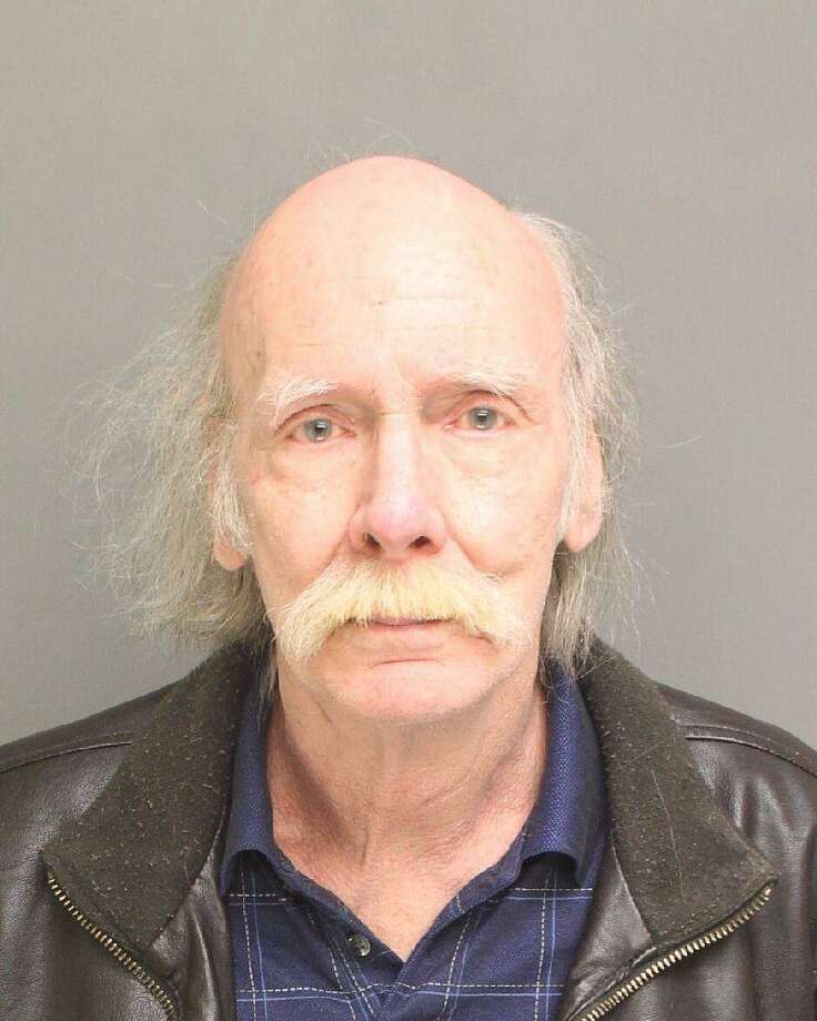 David Henshaw, 63, turned himself into Bridgeport Police after an arrest warrant was issued for his part in a car accident last year that killed Peter Soto, of Stamford Photo: /Bridgeport PD