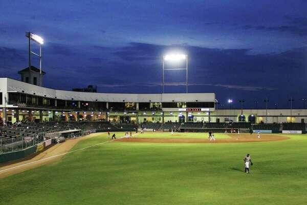 Uni-Trade Stadium will be host to the Sister Cities Baseball Classic Tournament from Friday through Sunday. The five-day event began Wednesday in Nuevo Laredo and features Tecolotes de Nuevo Laredo facing Generales de Durango, Saraperos de Saltillo and Vaqueros de la Laguna.