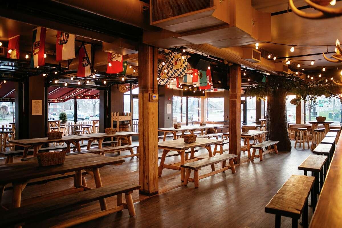 Wolff's Biergartenin Troy will close Saturday because of coronavirusrestrictions on restaurants, its owner said.