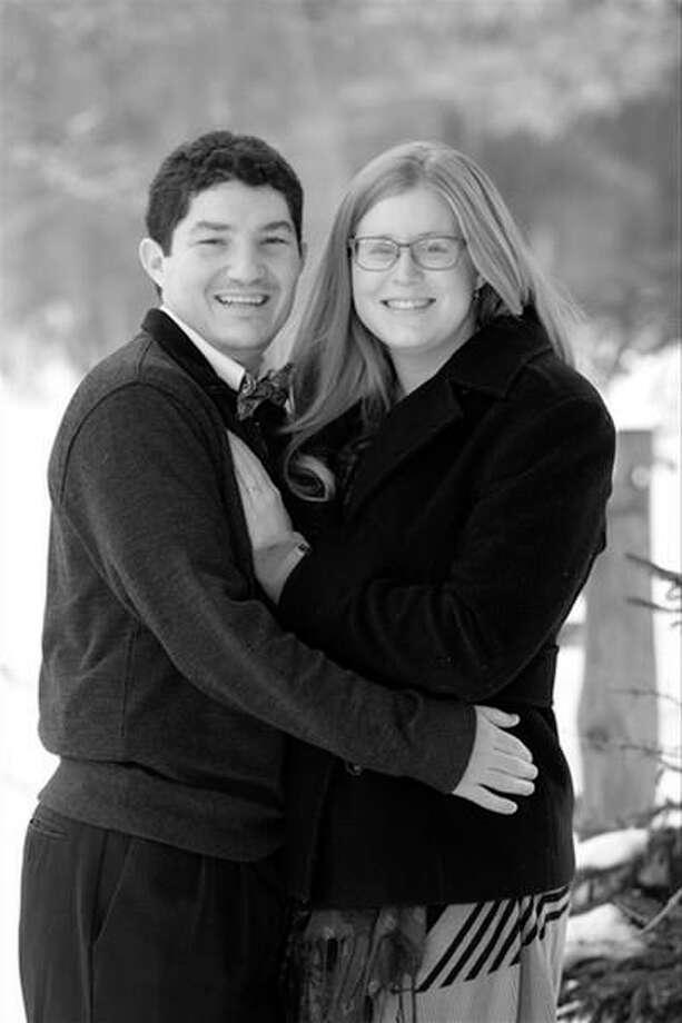 Zachary Beam and Amanda Dragos