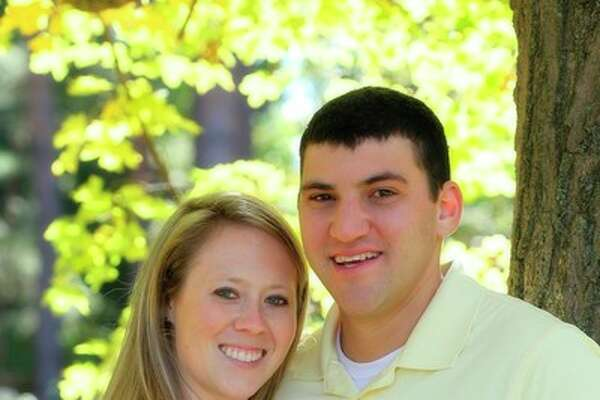 Katie Hall and Stephen Peters