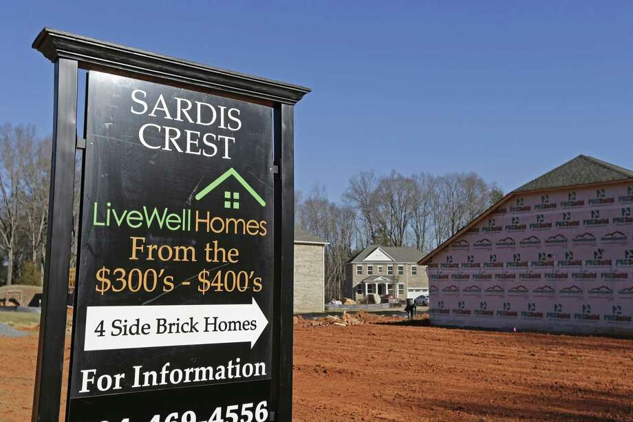 Builders have ramped up the construction of new homes, but demand for homes is still outpacing the construction gains. Photo: Associated Press /File Photo / Copyright 2016 The Associated Press. All rights reserved.