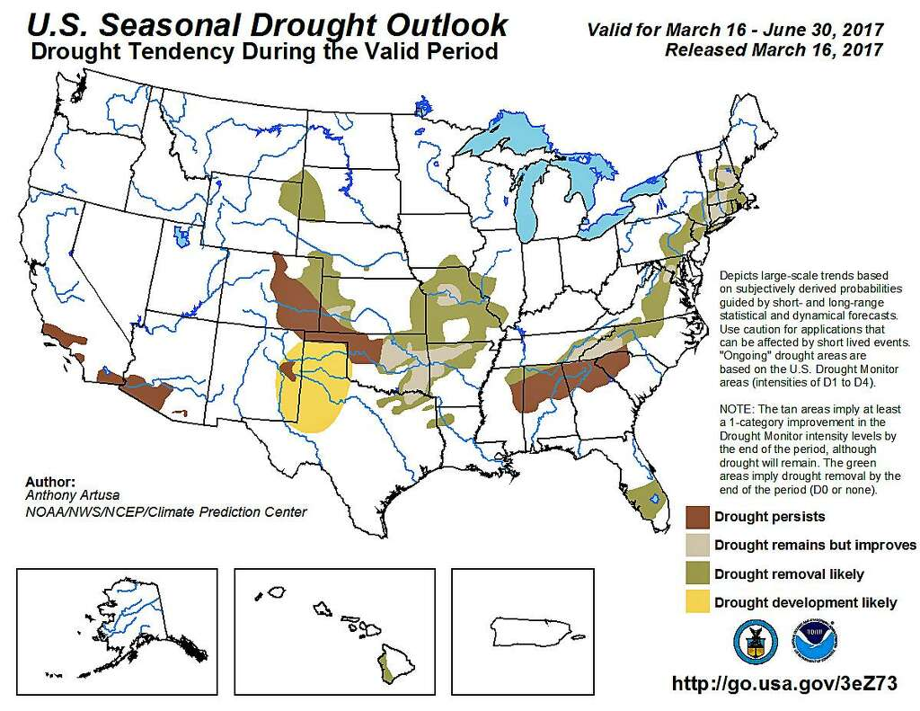 Photo U S Drought Monitor Contributed