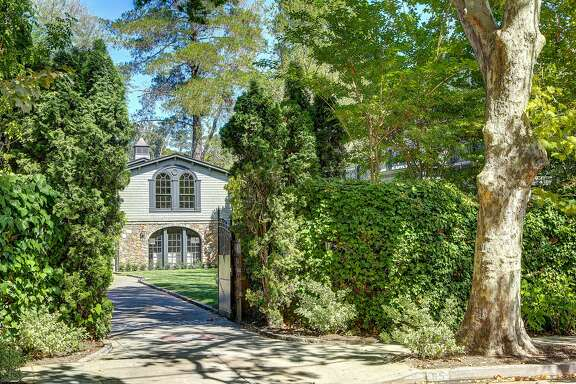 65 Poplar Ave. is a palatial home sitting on roughly a third of an acre near downtown Ross.