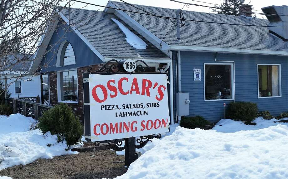 Open: Oscar's Pizza, 1686 Central Ave., Colonie. Pizza joint in former site of Phoenicians Restaurant serves lahmacun. Read more. Photo: Courtesy Of Table Hopping Reader Roger K.
