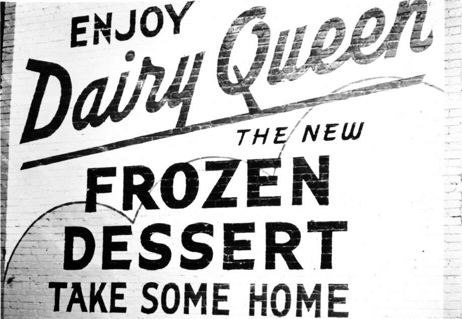 "Off and running The Dairy Queen story began with an ""All the ice cream you can eat for 10 cents sale"" of a then-unnamed product on August 4, 1938, in Kankakee, Illinois. More than 1,600 servings were dished up in two hours. Photo: Courtesy: Dairy Queen"