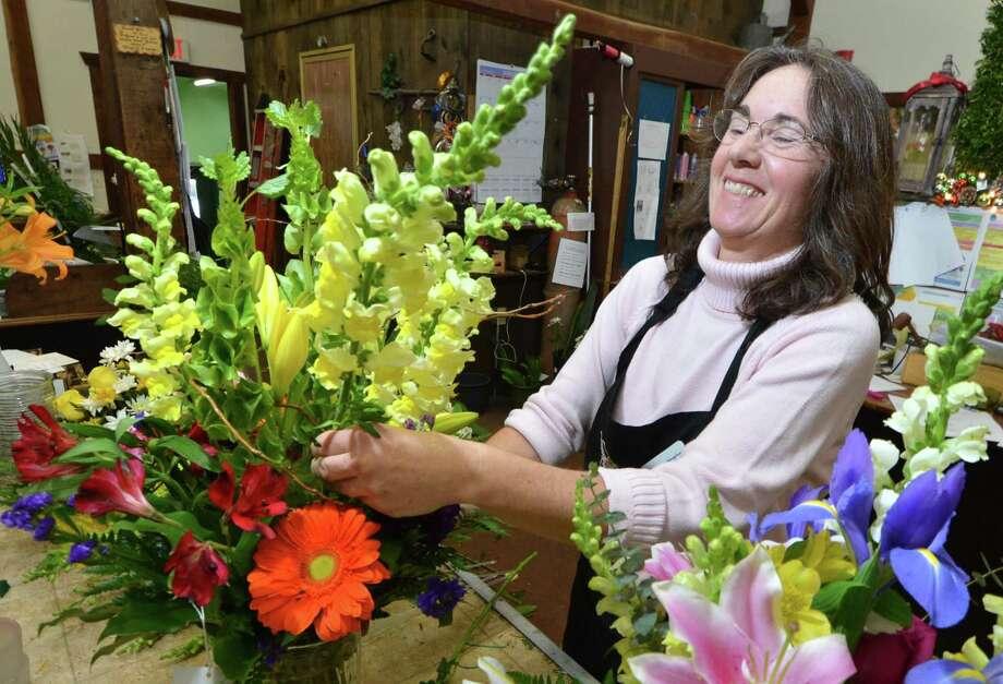 Snapdragons make great cut flowers. Photo: Alex Von Kleydorff /Hearst Connecticut Media / Connecticut Post